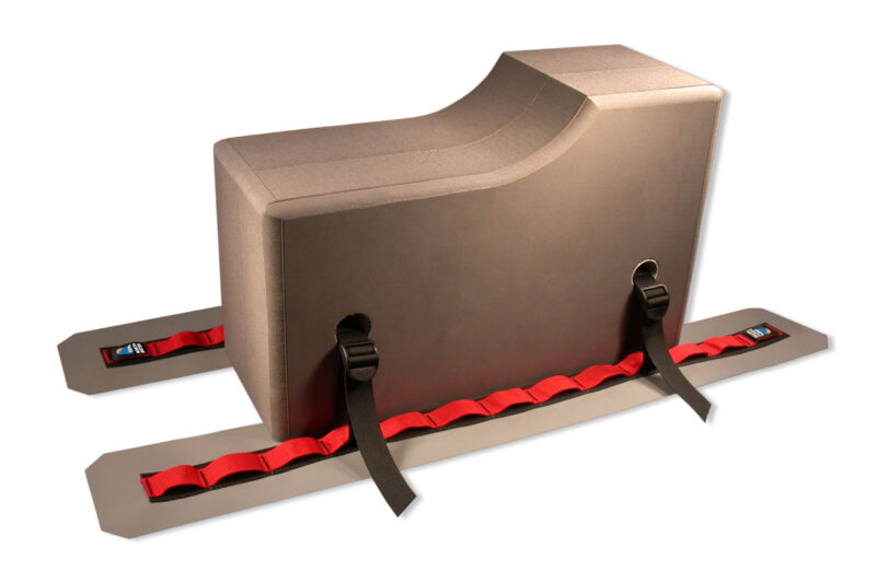Adjustable-Foam-Saddle