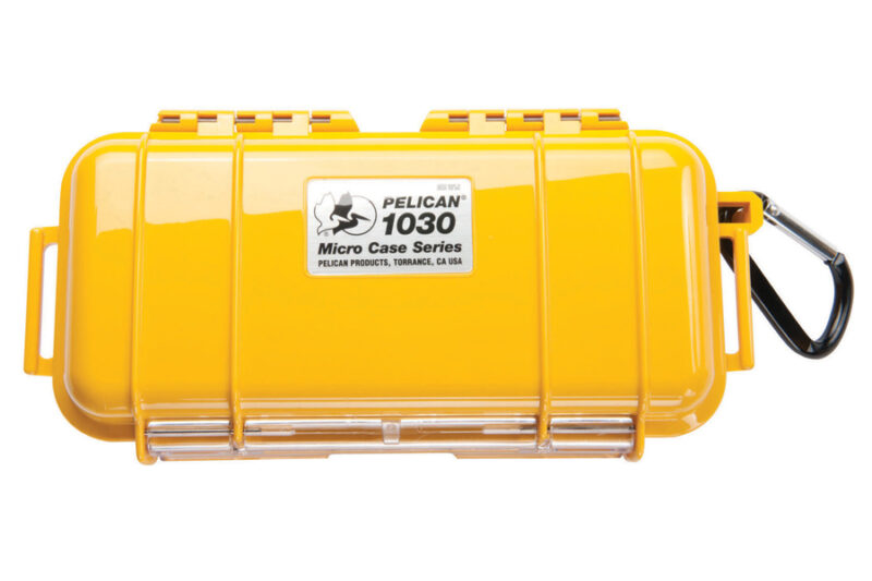 Pelican-Cases-Micro-Case-1030-yellow