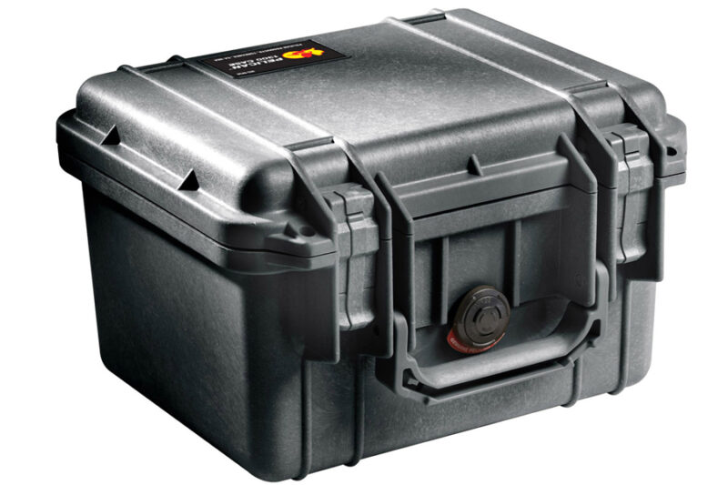 Pelican-Cases-Protector--Case-1300-black