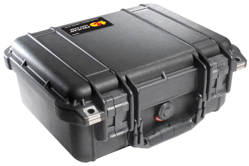 Pelican-Cases-Protector--Case-1400-black