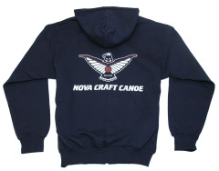 Hooded Sweatshirt - Back