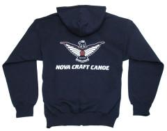 Hooded Sweatshirt - Back
